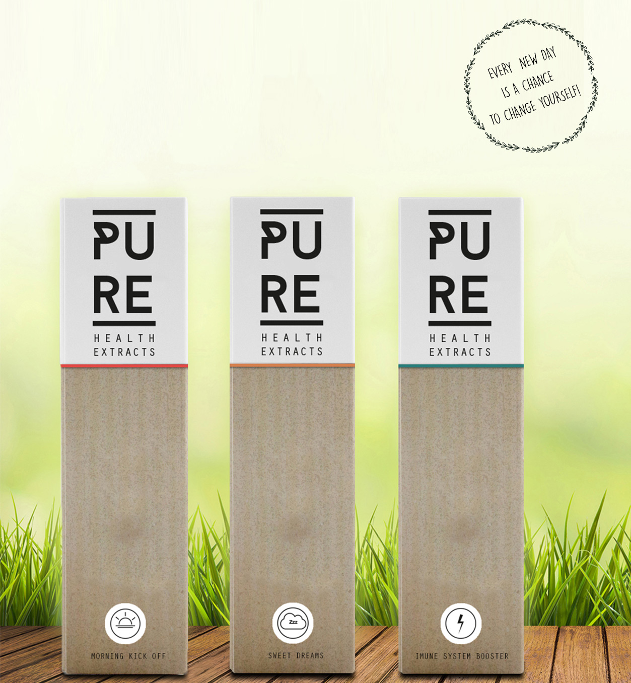 Pure Health Extracts