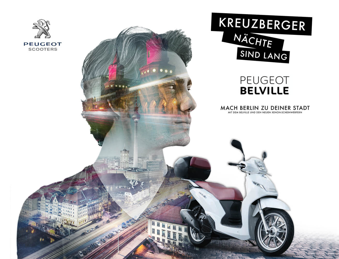 Peugeot Motocycles Deutschland General-Agentur
